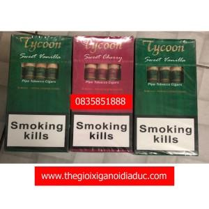 xì gà tycoon hộp giấy