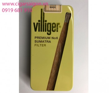 Villiger Premium No 6 Sumatra Filter