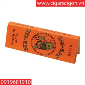 Giấy cuốn thuốc lá ZigZag cam zigzag orange