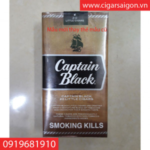 Xì gà Captain Black Dark Crema Little Cigars