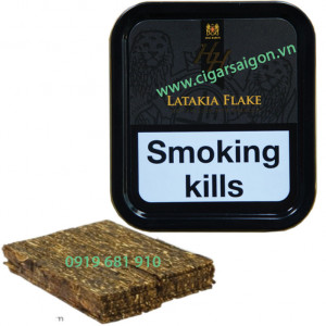Thuốc hút tẩu Mac Baren - HH Latakia flake
