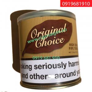 Thuốc hút tẩu Mac Baren ORIGINAL Choice Lon 125 gram