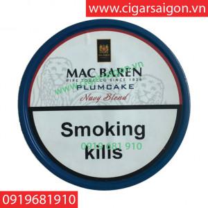 Thuốc hút tẩu Mac Baren Plumcake Navy Blend