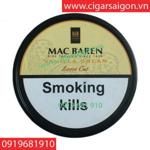 Thuốc hút tẩu Mac Baren Vanilla Cream Loose Cut