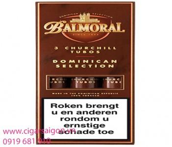 Xì gà Balmoral Churchill 3 điếu
