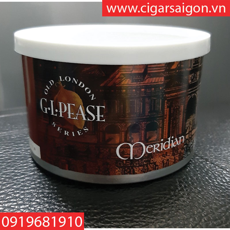 Thuốc hút tẩu G. L. Pease Meridian( glpease gl pease)